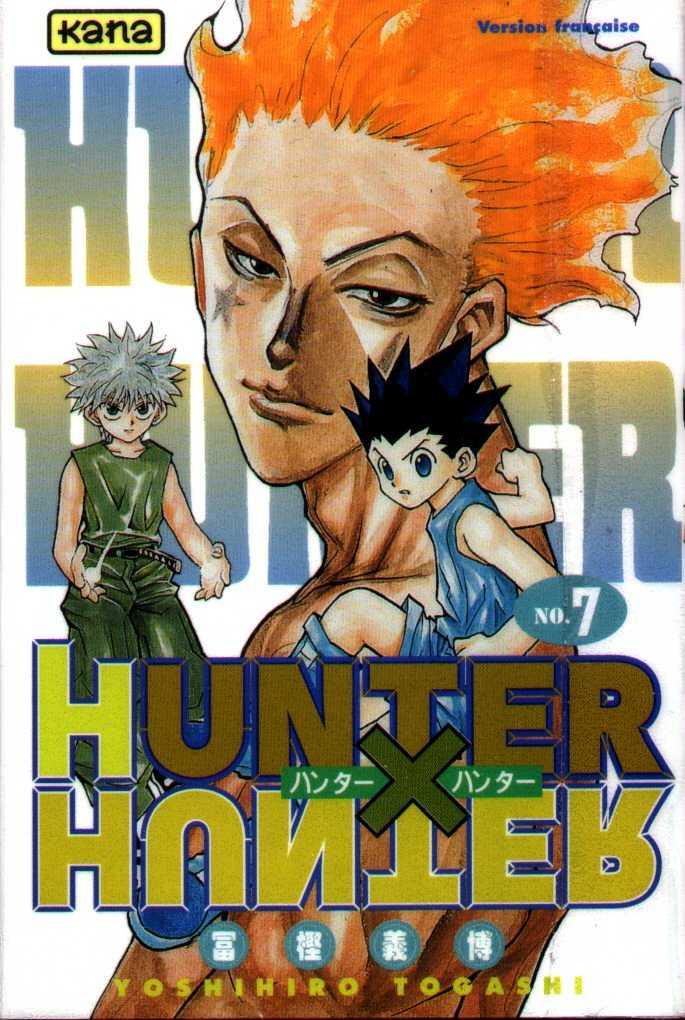 Hunter X Hunter 55 Page 1