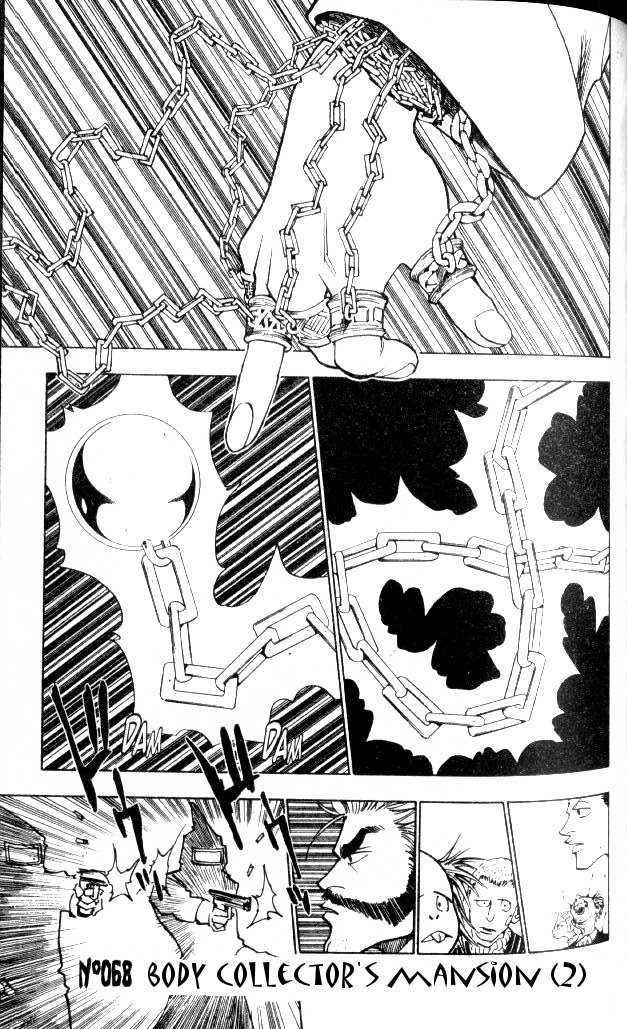 Hunter X Hunter 68 Page 1