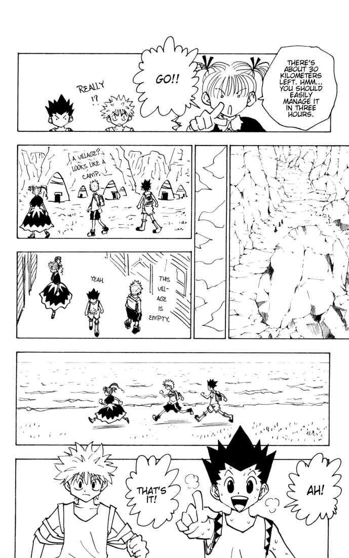 Hunter X Hunter 140 Page 2