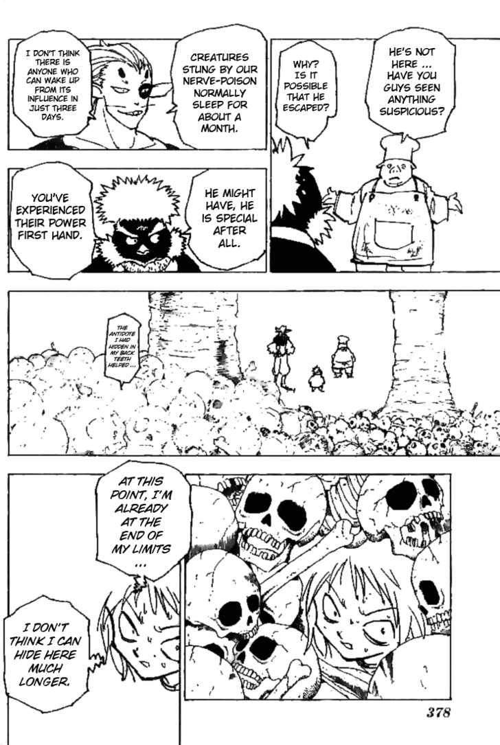 Hunter X Hunter 197 Page 2
