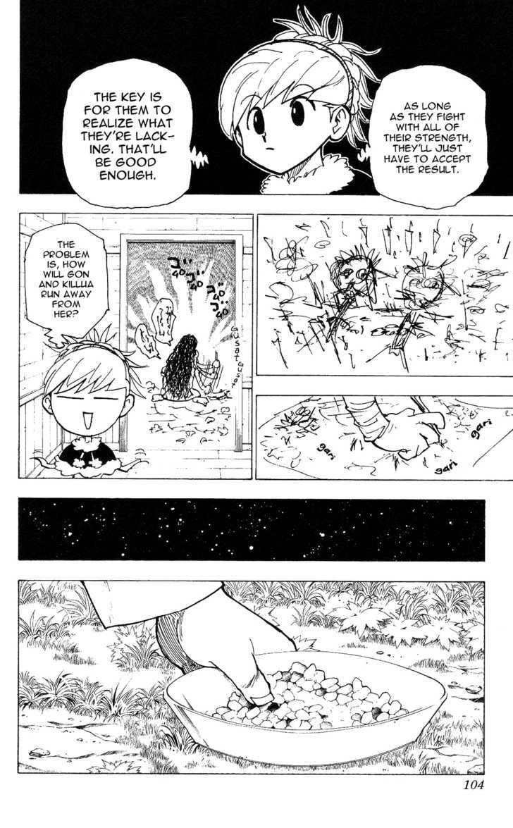 Hunter X Hunter 206 Page 2
