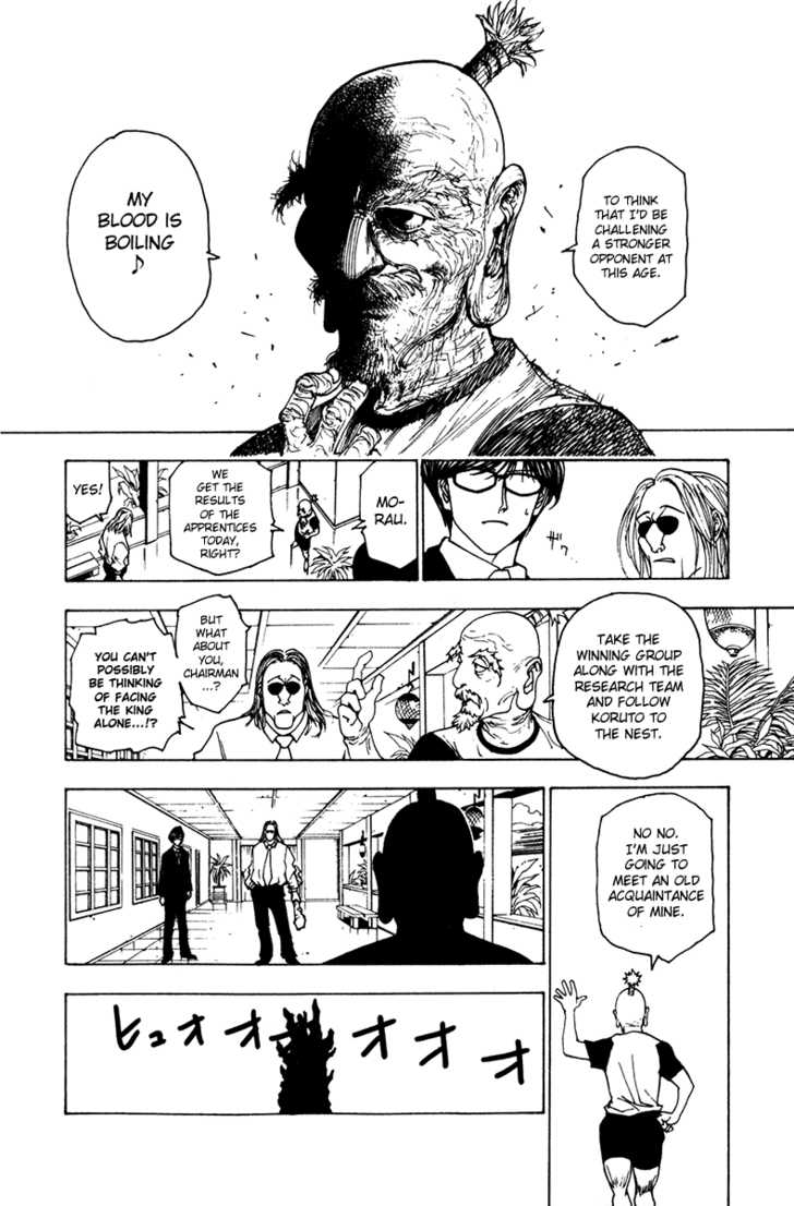 Hunter X Hunter 215 Page 4