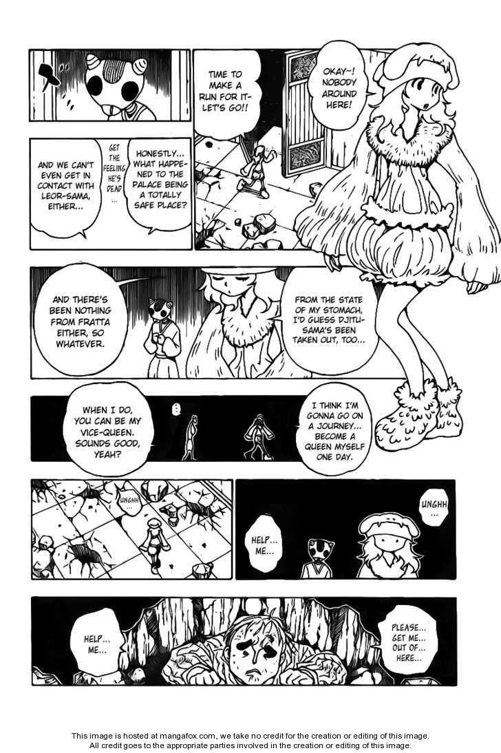 Hunter X Hunter 285 Page 2
