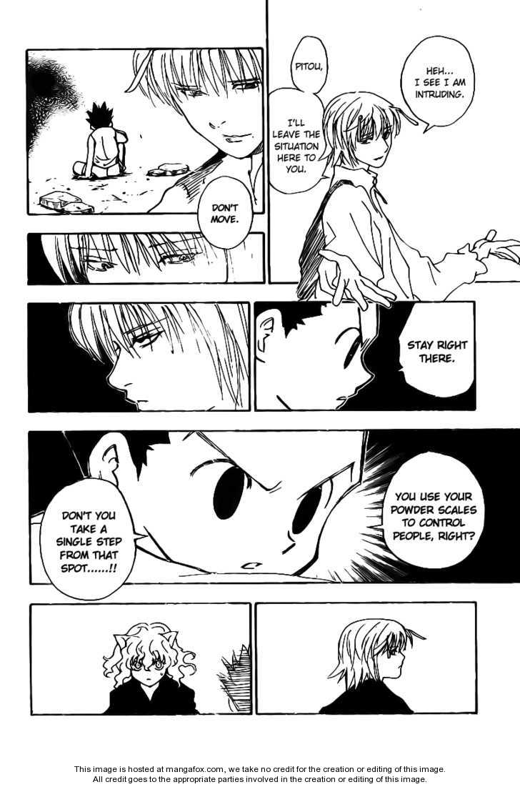 Hunter X Hunter 287 Page 2
