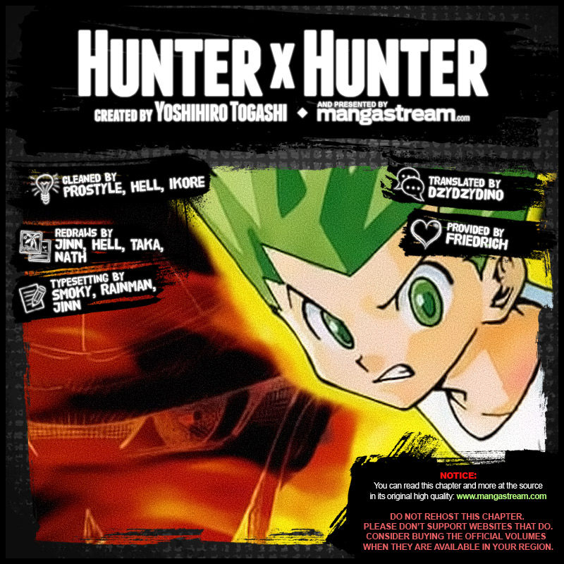 Hunter X Hunter 342 Page 2