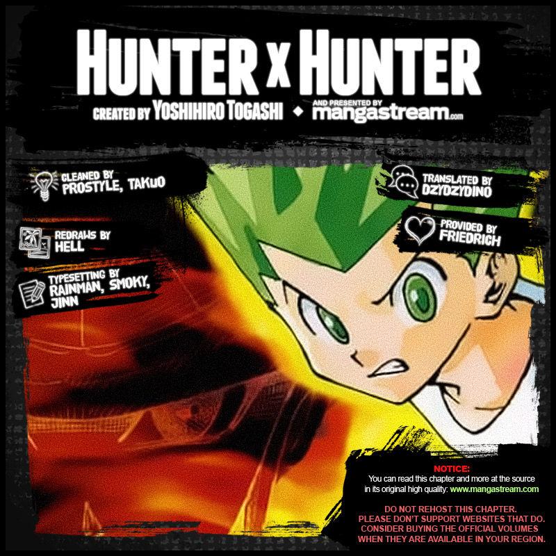 Hunter X Hunter 343 Page 2