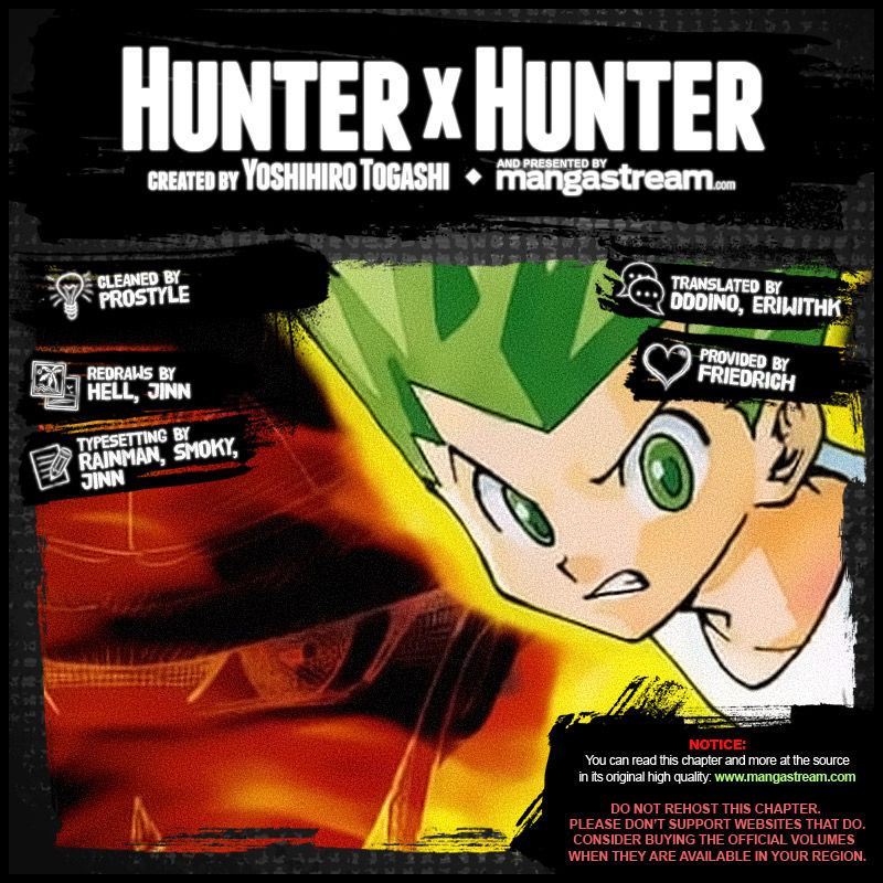 Hunter X Hunter 347 Page 2