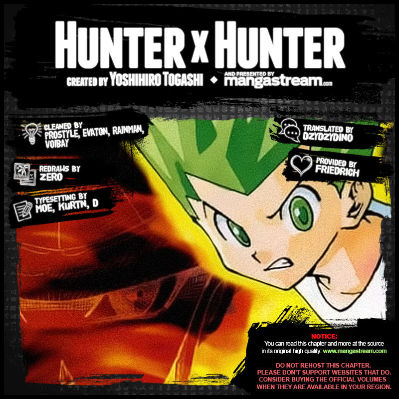 Hunter X Hunter 352 Page 2