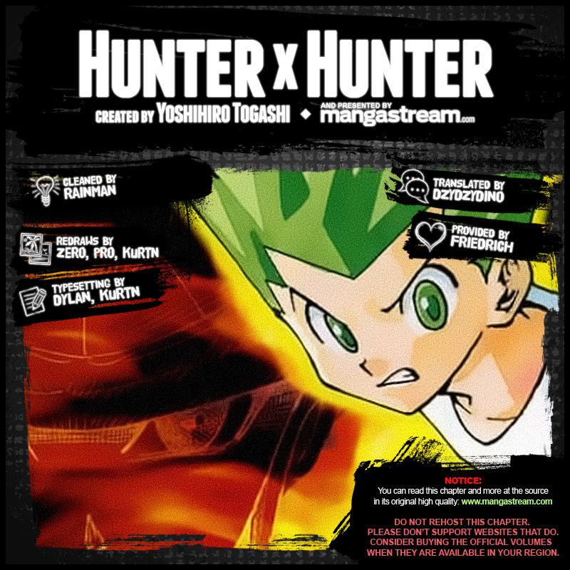 Hunter X Hunter 354 Page 2