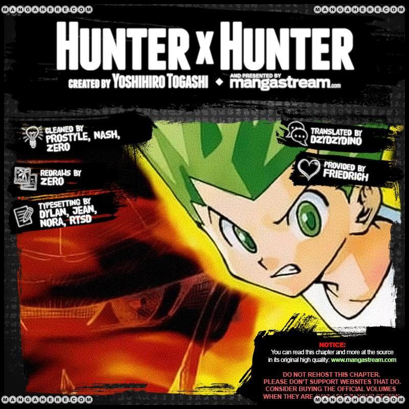 Hunter X Hunter 364 Page 2