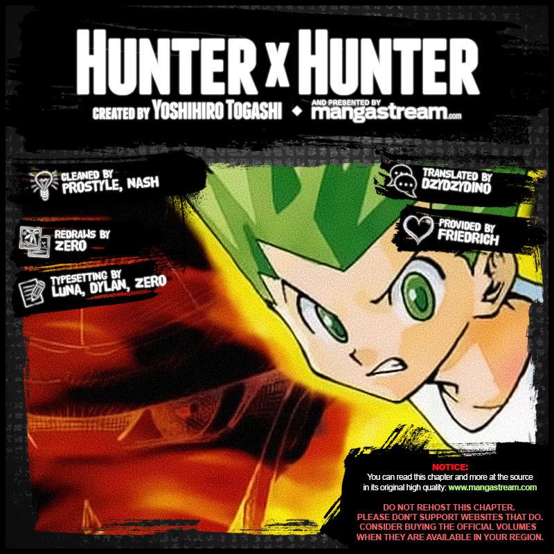 Hunter X Hunter 378 Page 2