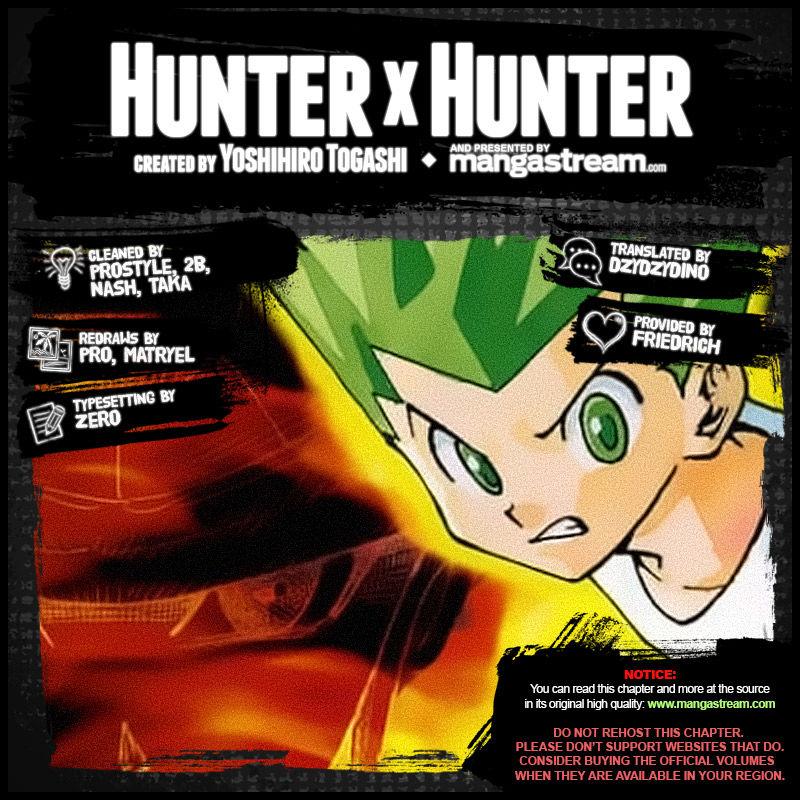 Hunter X Hunter 380 Page 2