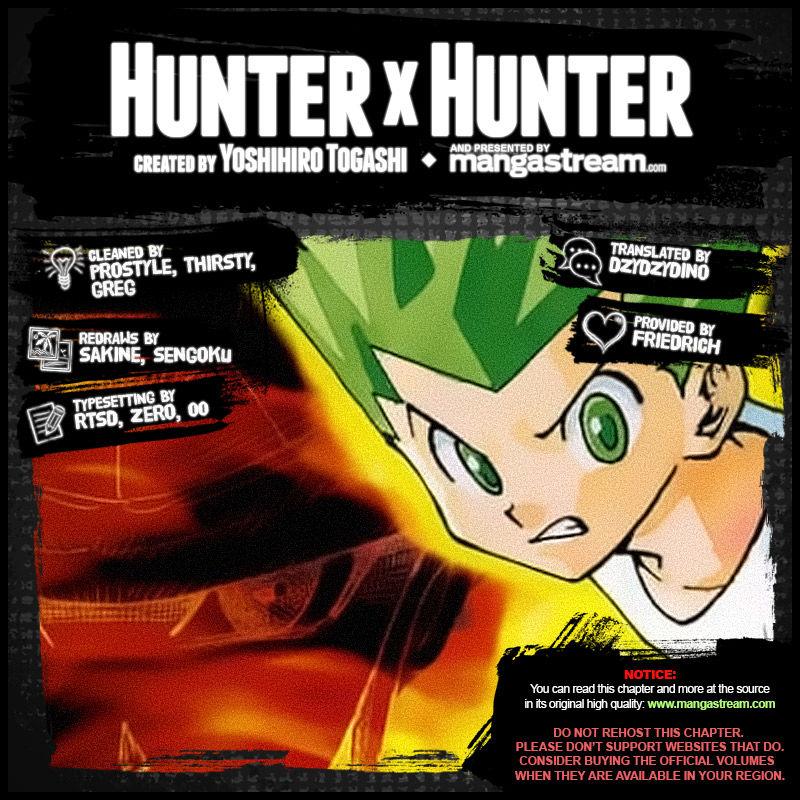Hunter X Hunter 385 Page 2