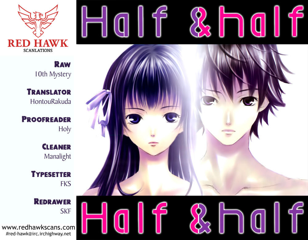 Half & Half 13 Page 1