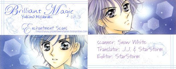 Brilliant Magic 3 Page 1