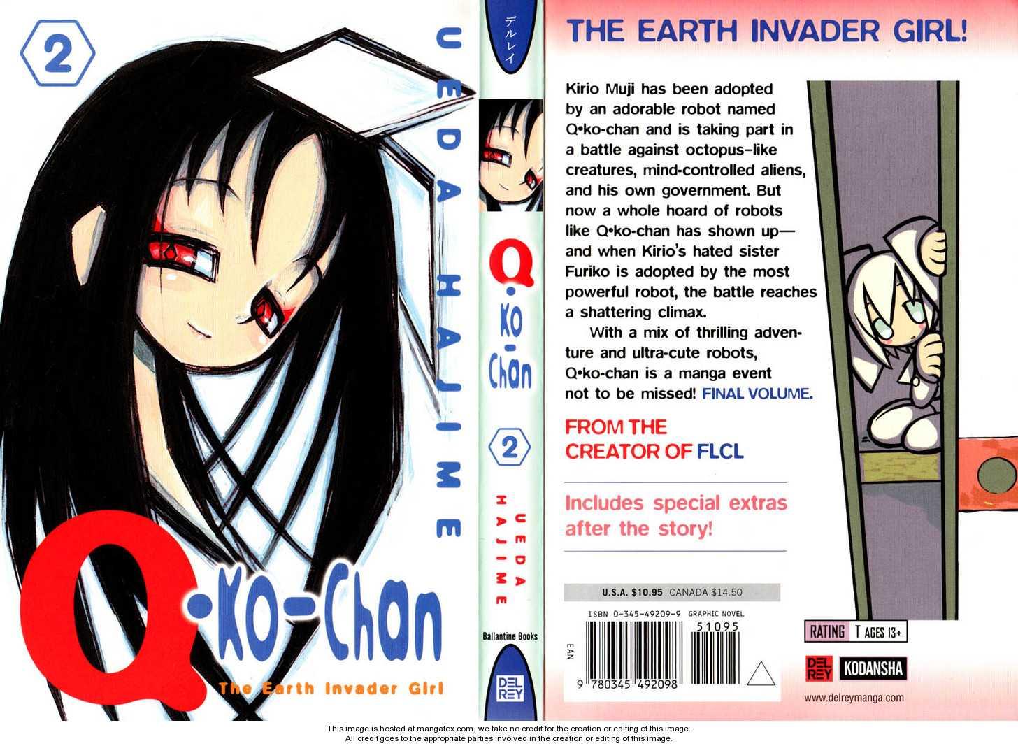 Q-ko-chan the Chikyuu Shinryaku Shoujo 0 Page 1