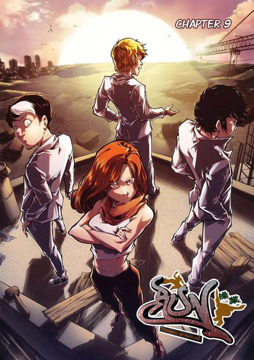 Rurouni Kenshin 9 Page 1