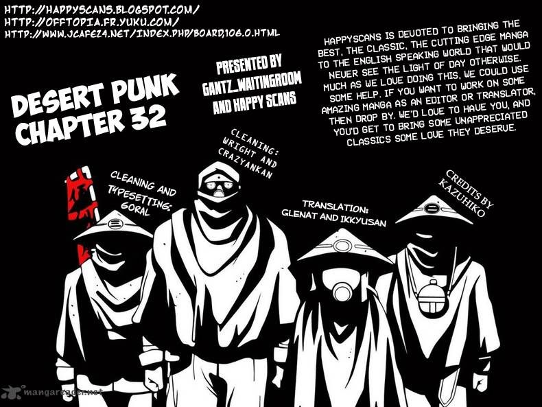 Desert Punk 34 Page 1