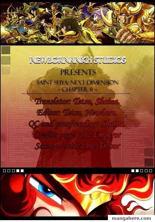 Saint Seiya - Next Dimension 6 Page 1