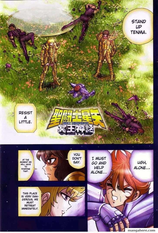Saint Seiya - Next Dimension 9 Page 2