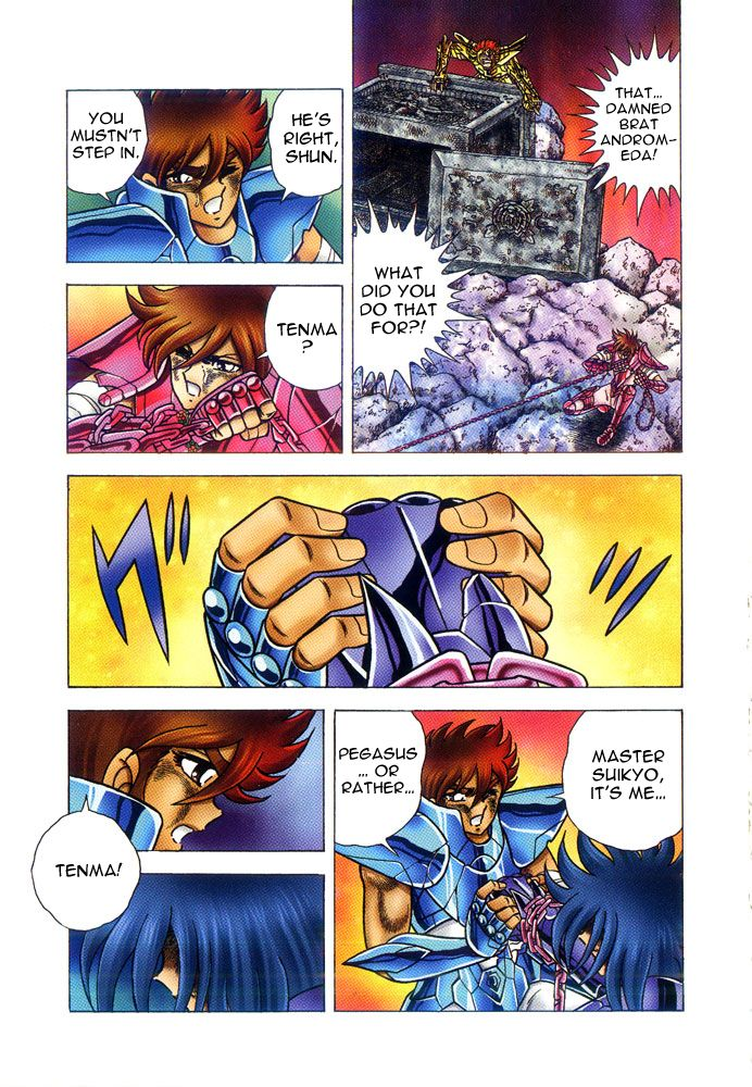 Saint Seiya - Next Dimension 39 Page 2