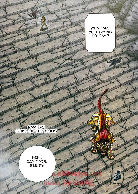 Saint Seiya - Next Dimension 45 Page 2