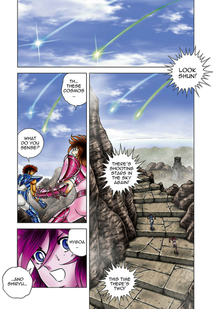 Saint Seiya - Next Dimension 52 Page 1