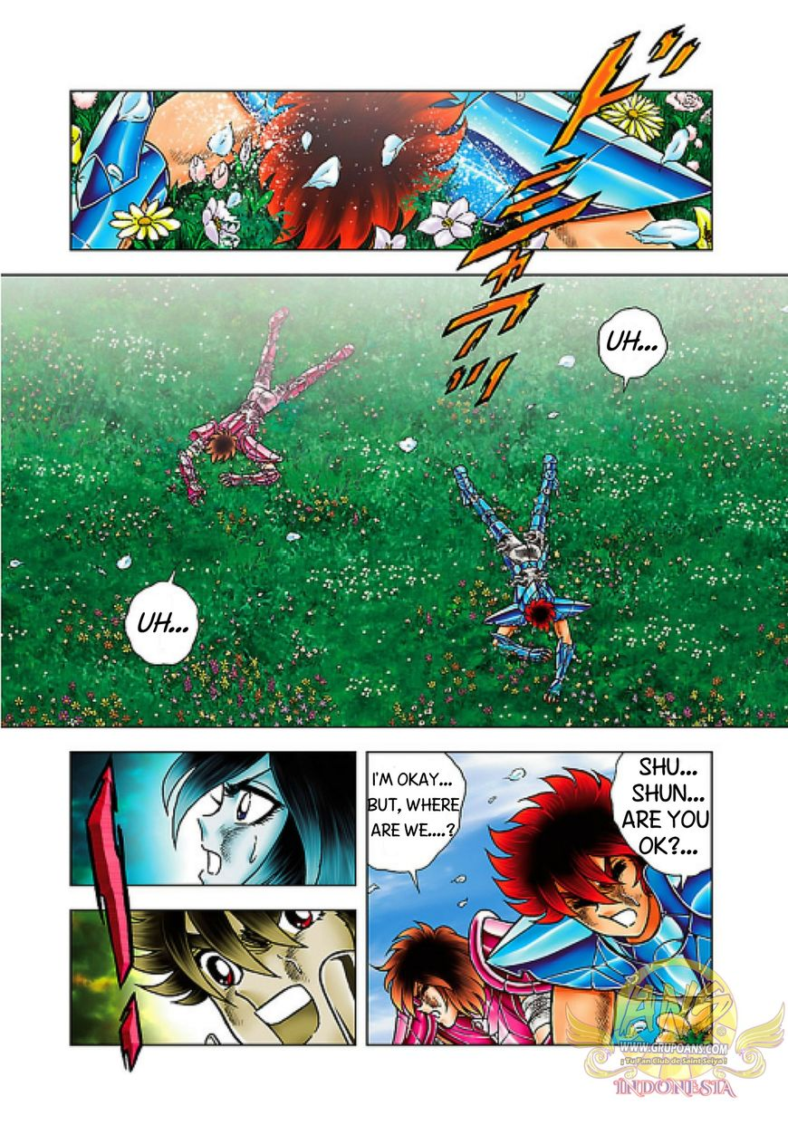 Saint Seiya - Next Dimension 59 Page 2
