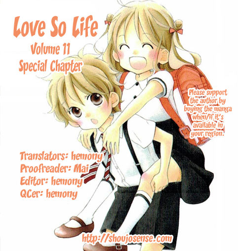Love So Life 63.5 Page 1