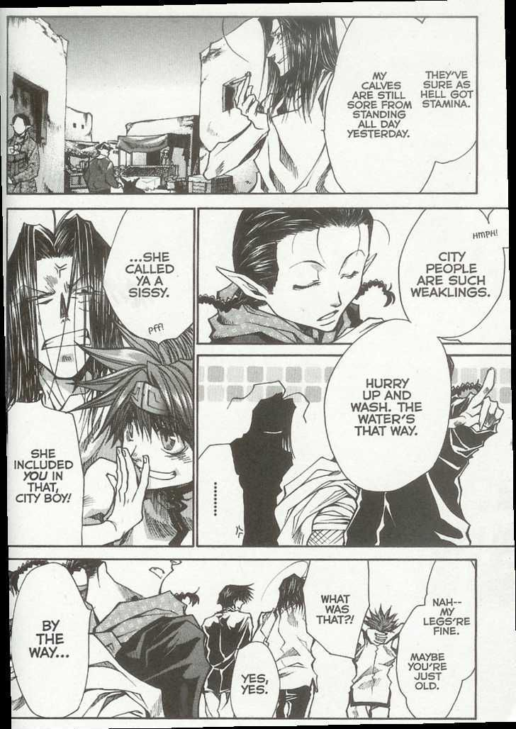 Saiyuki Reload 37 Page 2
