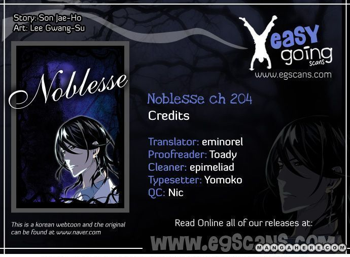 Noblesse 204 Page 1