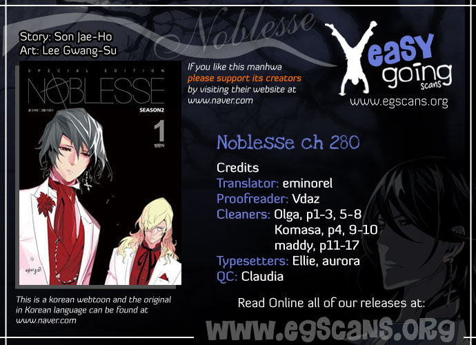 Noblesse 280 Page 1