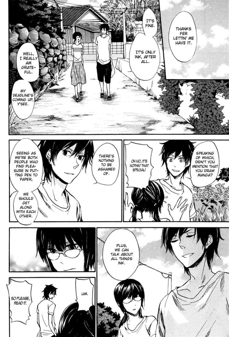 Barakamon 13 Page 2