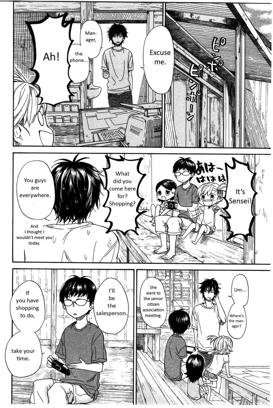 Barakamon 27 Page 2