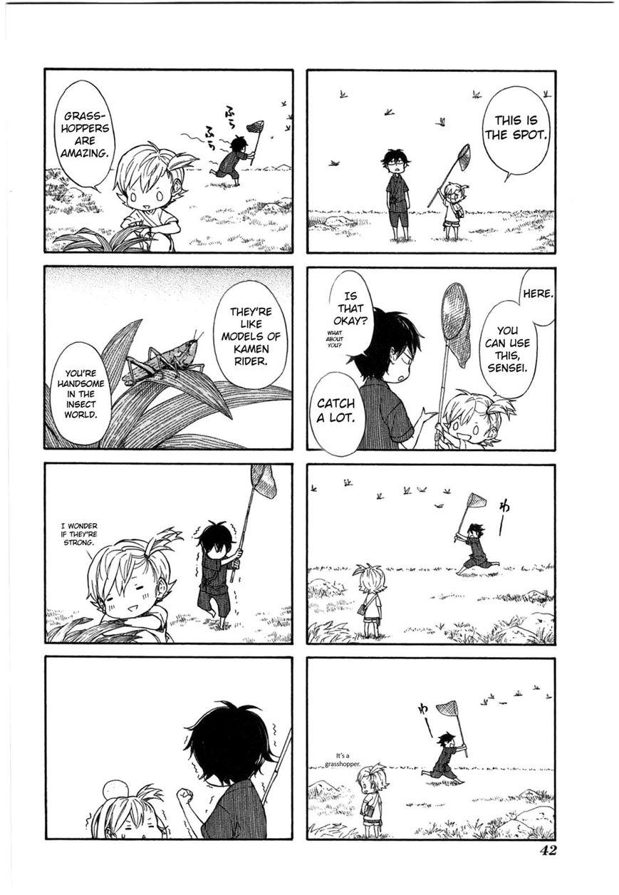 Barakamon 29 Page 2