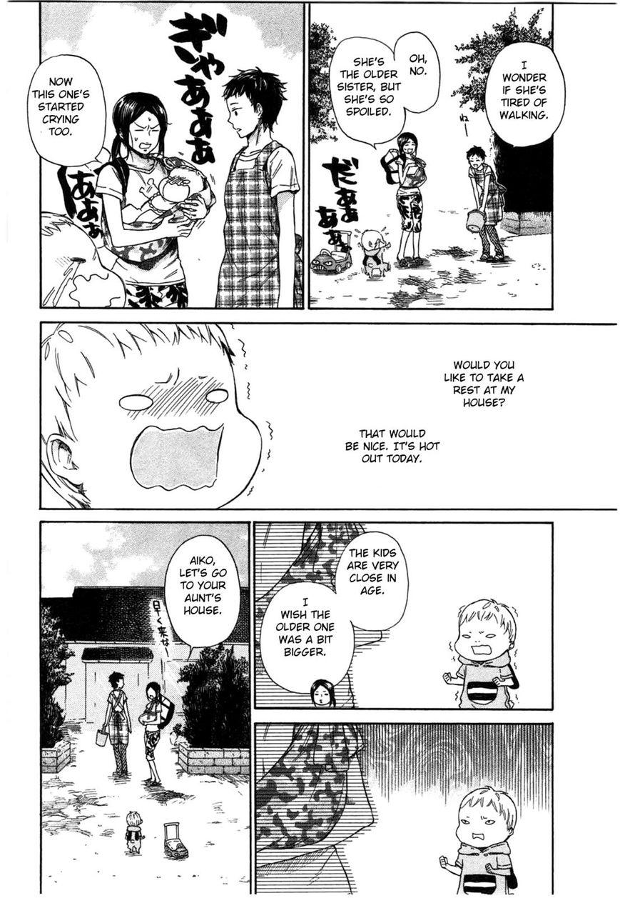 Barakamon 31 Page 2