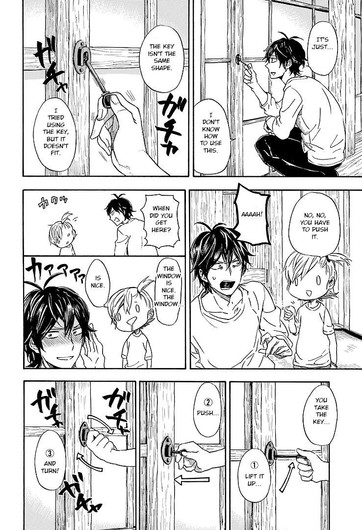 Barakamon 53 Page 2