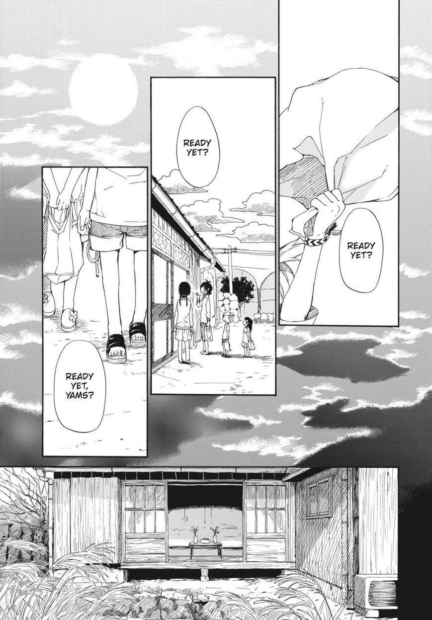 Barakamon 58 Page 1