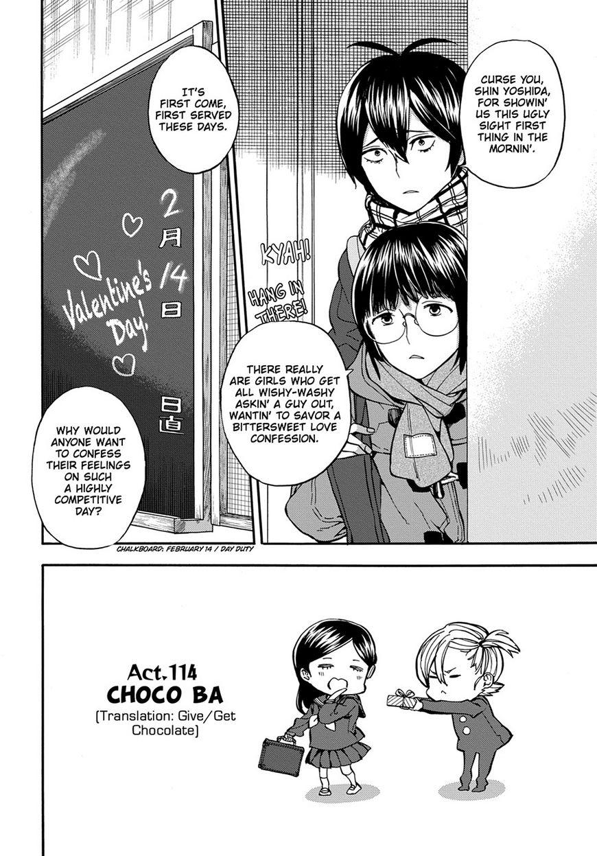 Barakamon 114 Page 2