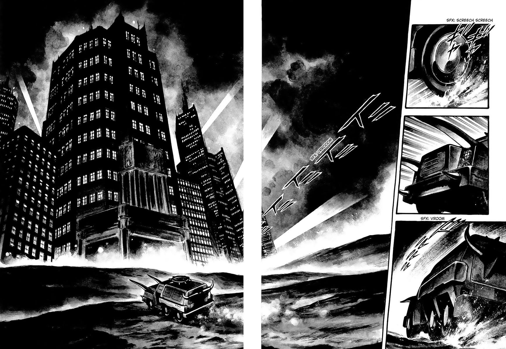 Neo Devilman 3 Page 2