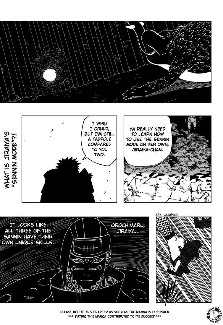 Naruto 376 Page 1