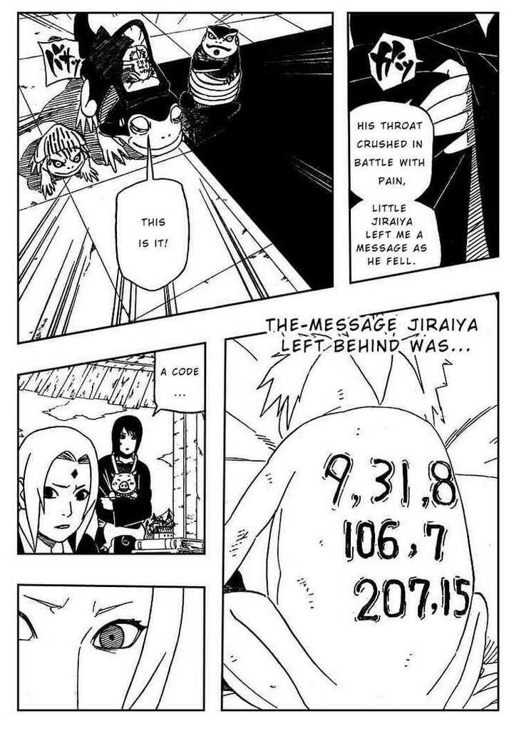 Naruto 405 Page 2