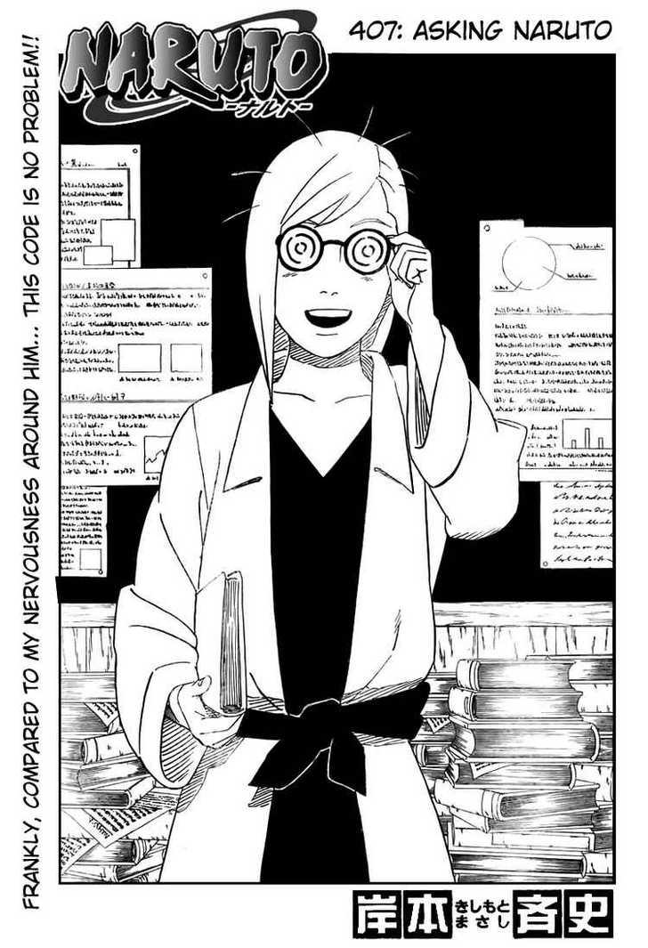 Naruto 407 Page 1