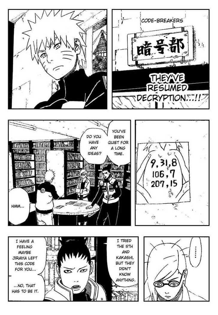 Naruto 407 Page 2