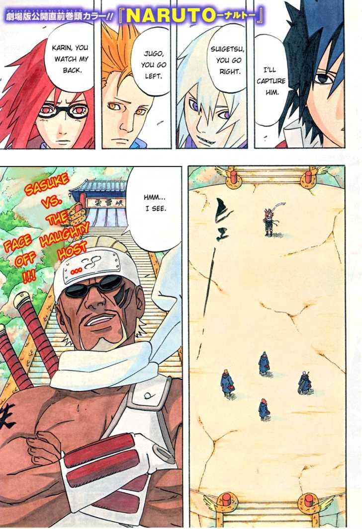 Naruto 410 Page 1