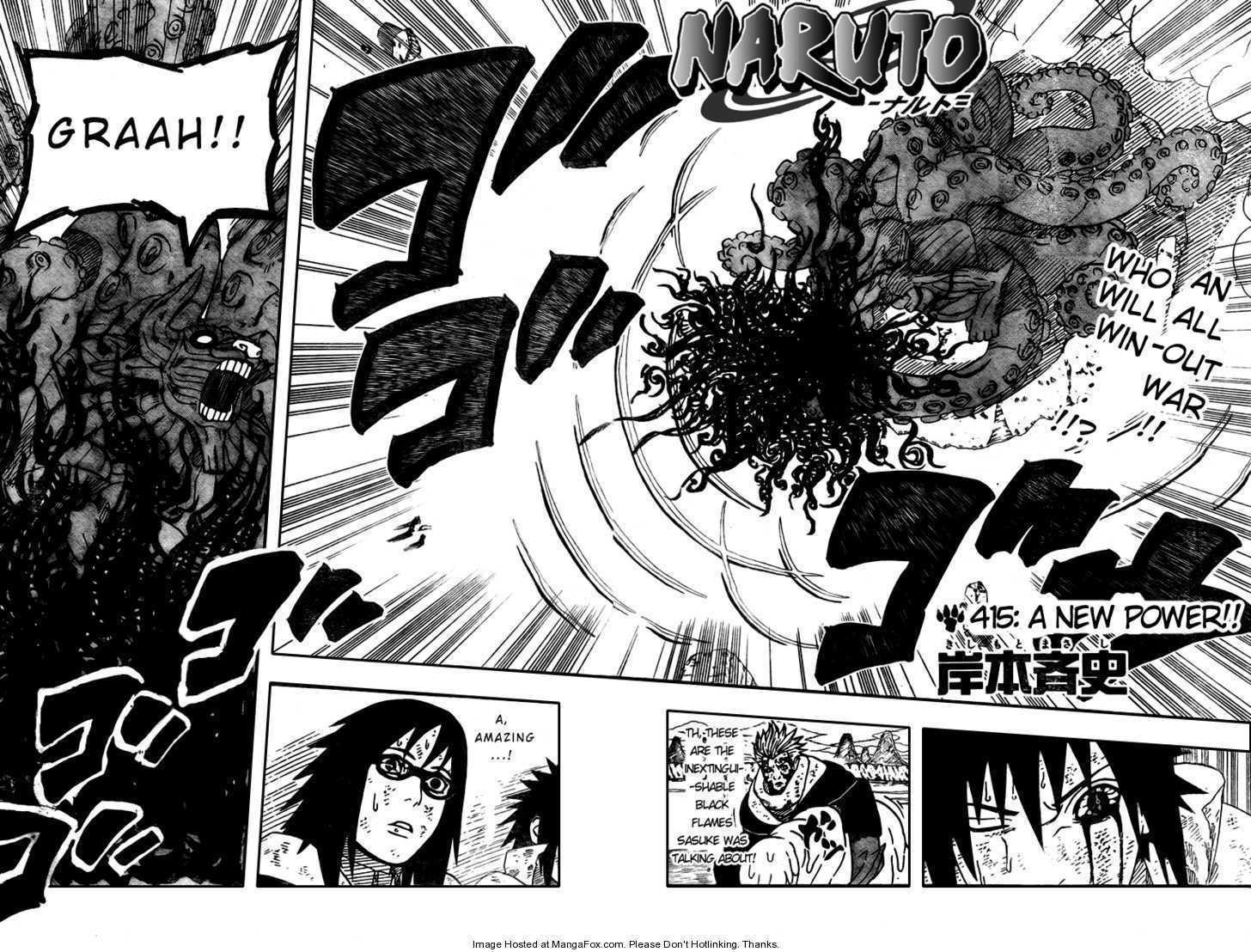 Naruto 415 Page 2