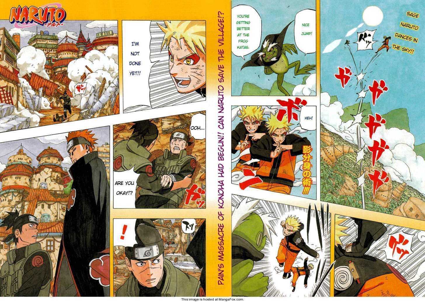 Naruto 420 Page 2