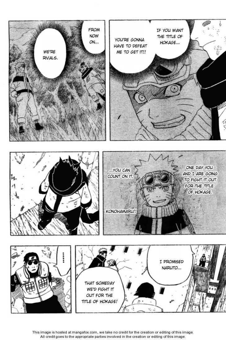 Naruto 427 Page 2