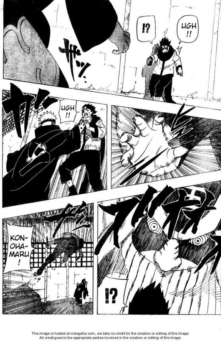 Naruto 428 Page 2