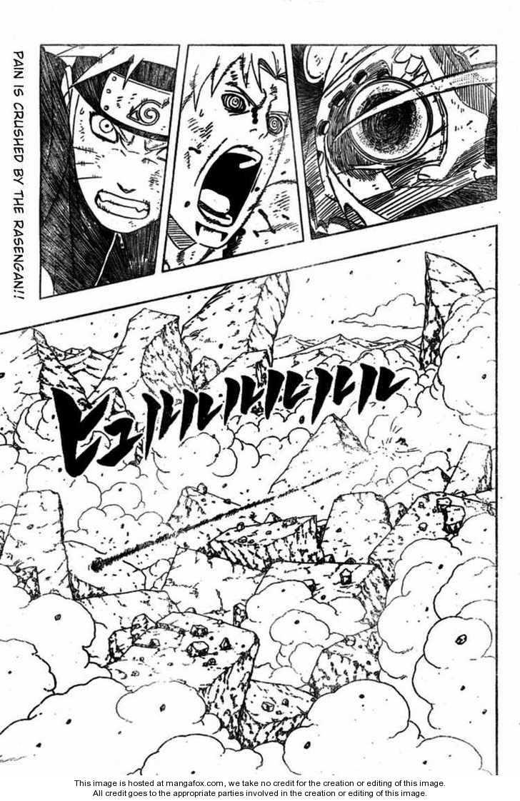 Naruto 443 Page 1